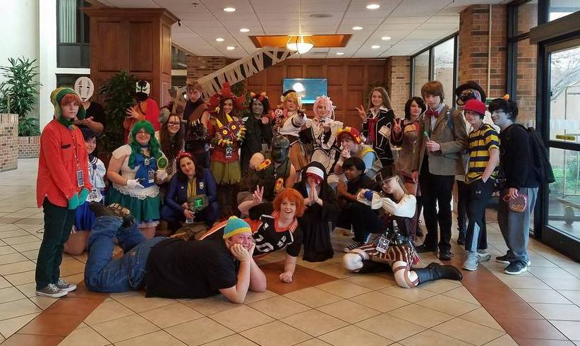 Star City Anime Held Its Third Year Convention At The Holiday Inn In Roanoke Virginia March 24th 26th Hundreds Of Fans From All Around Western